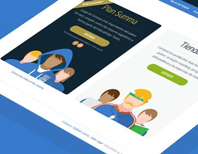 EducaPoker.com Redesign