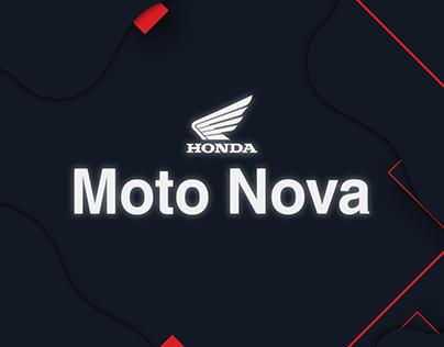 Social Media - Moto Nova