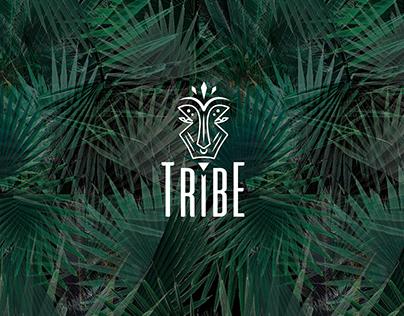 Tribe Nightclub Brand Identity