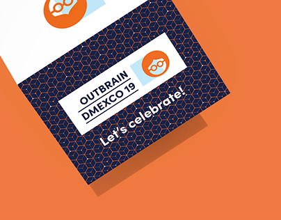 Outbrain @ DMEXCO 19 // Special event branding