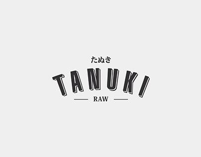 Tanuki RAW—Restaurant Branding & Interior