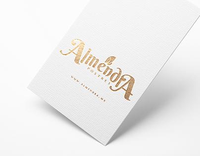 Almendra Postres | Branding by Jukenbu