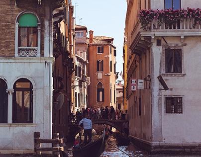 Venecia con Amor