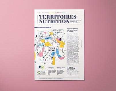 "Journal ""Territoire Nutrition"""