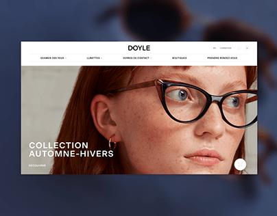 Doyle - Interactive design