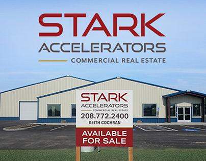Stark Accelerators Brand Identity