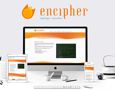 Encipher Design Studio :: Rebrand