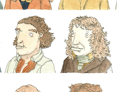 17th century hairstyles