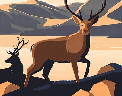 UK National Parks Prints
