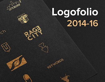 Logofolio 2014-16