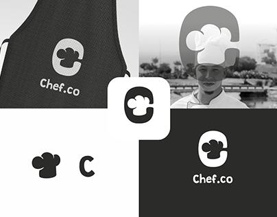 chef logo concept