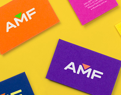 AMF Brand Identity