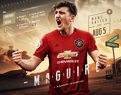 Harry Maguire 2019/20