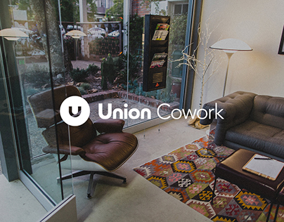 Union Cowork Brand & Website