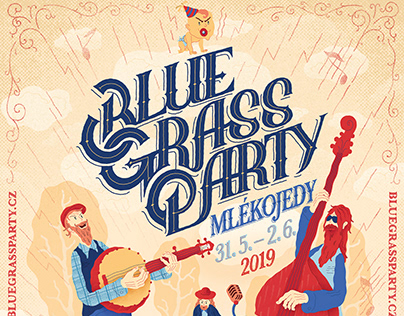 Blue Grass Party