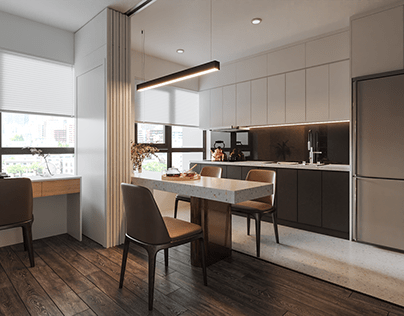 Modern Living - ICID Complex by Chill