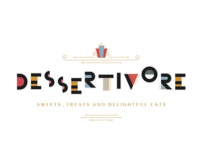 Dessertivore - Startup Dessert Bar Branding