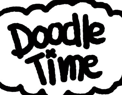 Doodle Time #มือบอน