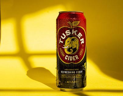 Tusker Cider- Summer Cide
