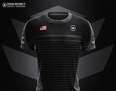 Akquire Clothing Co. - Esports Team Jersey Designs