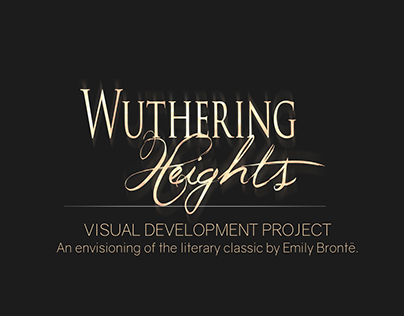 Wuthering Heights. A visual development project