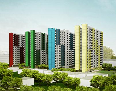 Penggilingan Social Housing
