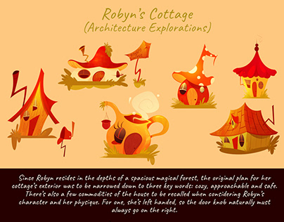 Robyn's Cottage (Explorations)
