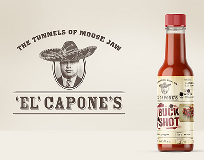 Tunnels of Moose Jaw Souvenir Hot Sauce