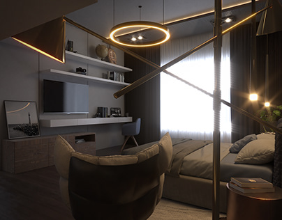 Dark   Interior Rhapsody