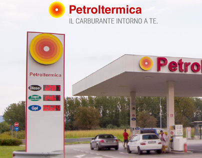 PETROLTERMICA | Visual sito web