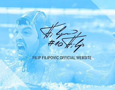 Filip Filipovic official website