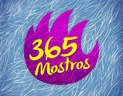 365 Mostros