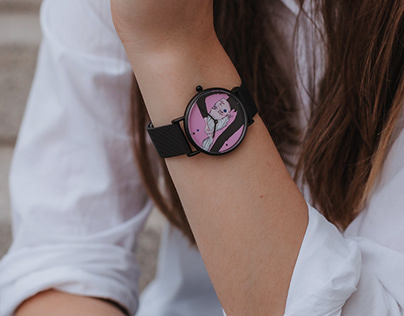 KALA Illustration for Limited art watches