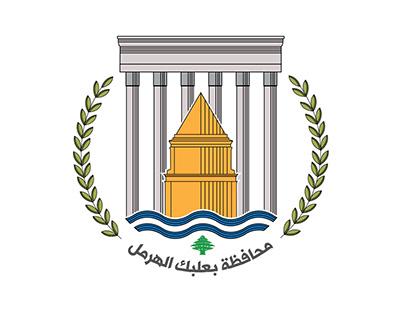 Baalbek Hermel Governorate Logo
