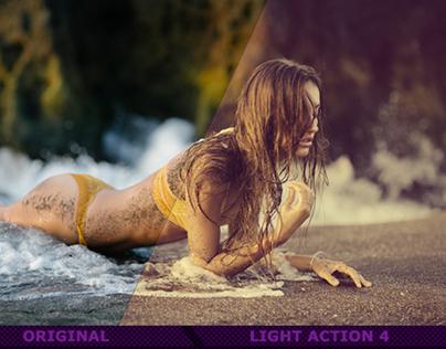 Light Actions IX