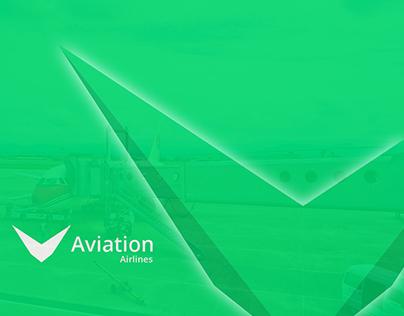 Aviation Airlines branding