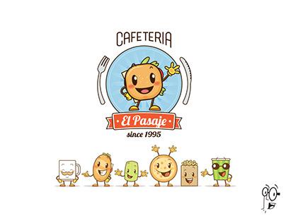 Cafeteria - El Pasaje -