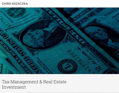 Chris Kozaczka's Website
