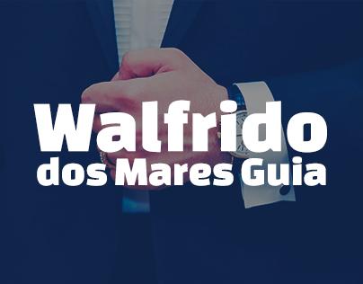 Landing Page - Walfrido dos Mares Guia