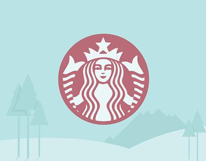 Starbucks Animation