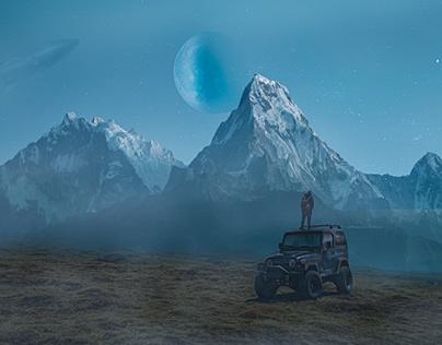 Mountain Manipulation