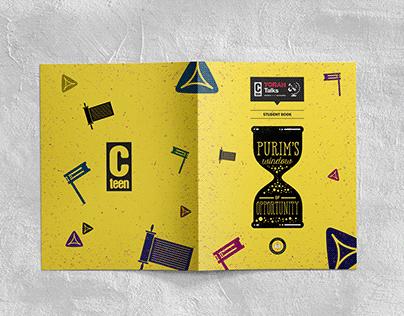 CTeen Book Design - Purim's Window of Opportunity