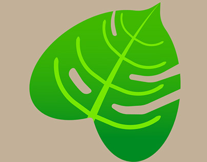 Wiggling Monstera: A Simple GIF