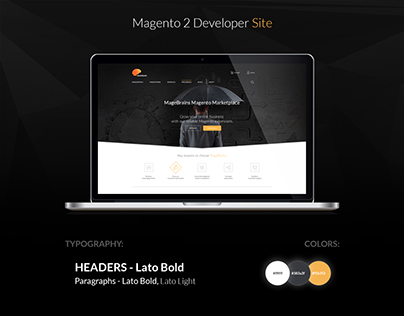 Magento Developer Site