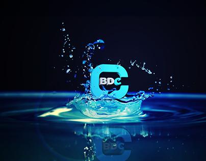 Logo 3D Splash - Boitedecom.ca