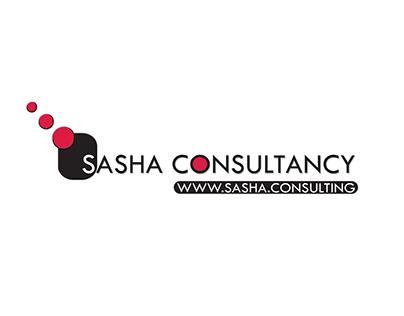 Sasha Consultancy Logo Design