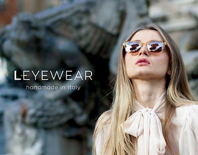 Leyewear Branding and Website
