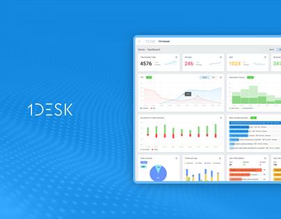 1Desk Application