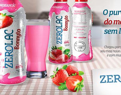 ZeroLac Bonnyto - Packaging Design