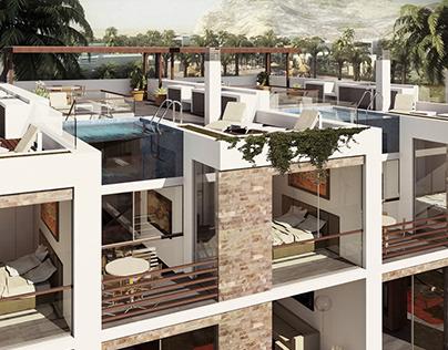 Casa Tipo en Condominio Bali Beach - Asia - Lima